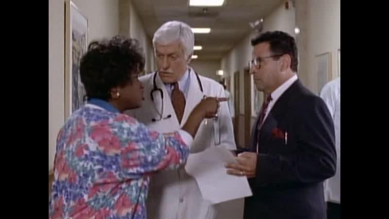 Диагноз Убийство 1 сезон 1993 6 серия