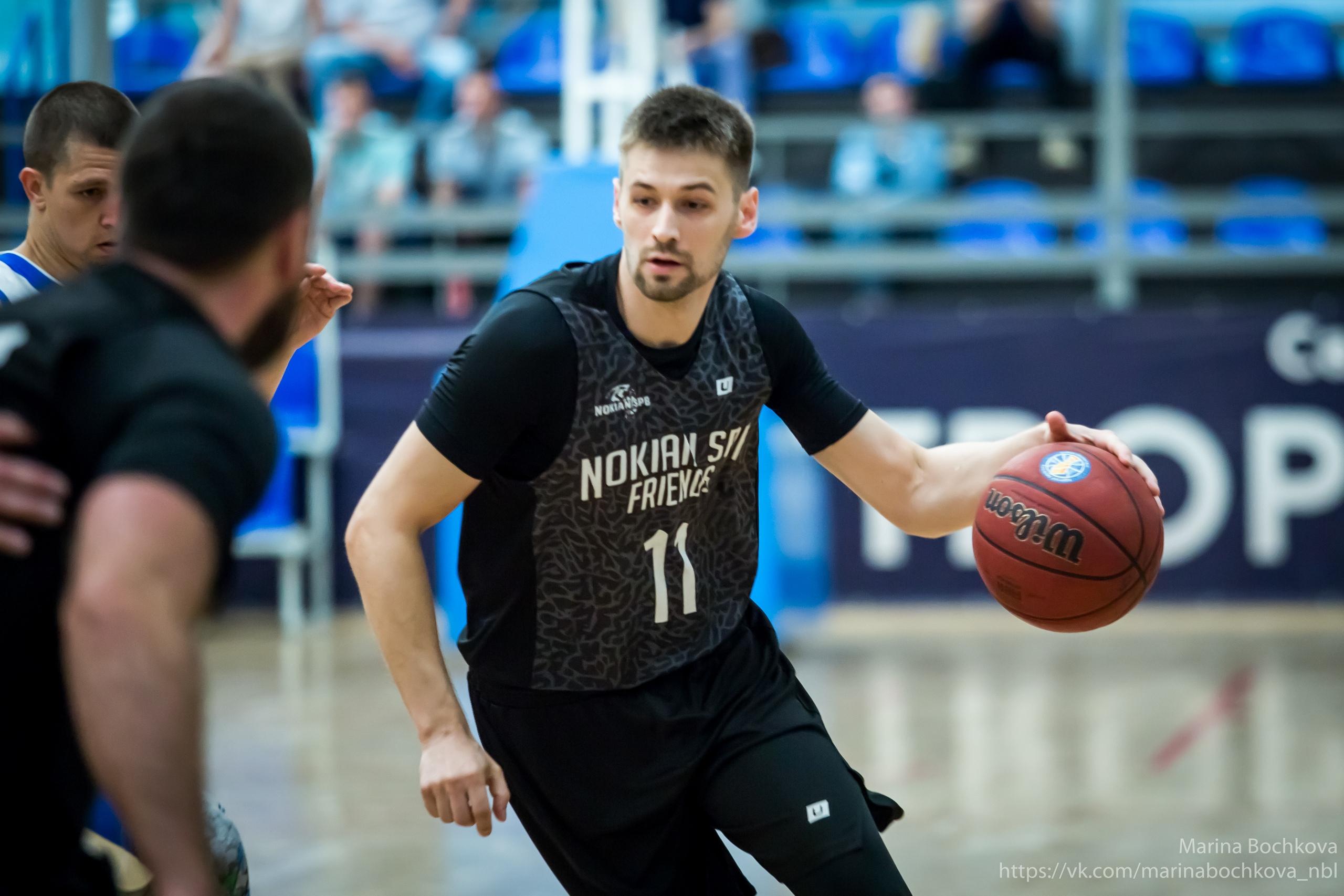 Сергей Худяков, самый полезный игрок Шестого Дивизиона сезона 2019-2020