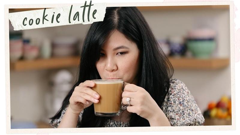 Oatmeal Cookie...Latte? Super Delish Coffee Hack