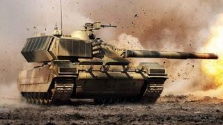 Один Т-95 против группы Абрамс. Кто круче?