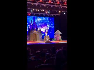Соло Гингемы в спектакле «Исполнение желаний» от @odk33