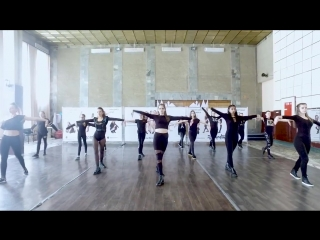 HELL - LUC #666 - VOGUE DANCE NEW WAY CHOREO BY ASYA MILAN - #BEONEDANCE