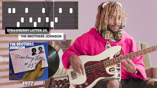 Thundercat Breaks Down His Favorite Bass Lines   Under the Influences   Pitchfork