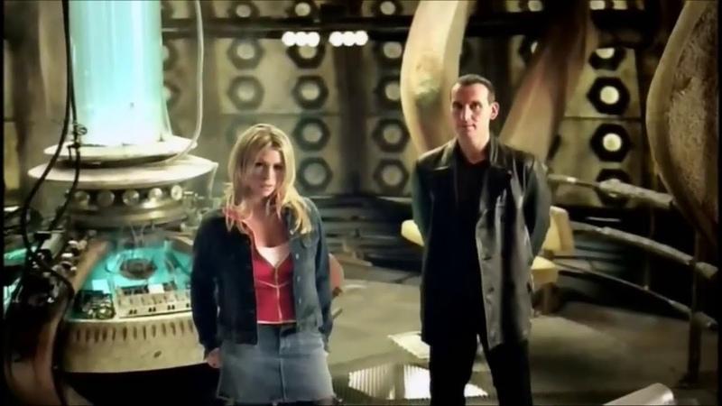 Доктор Кто 1 сезон трейлер Doctor Who Season 1 Trailer