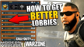 Secret to How Youtubers Get Easy Lobbies | Exploiting SBMM in Modern Warfare Multiplayer & Warzone