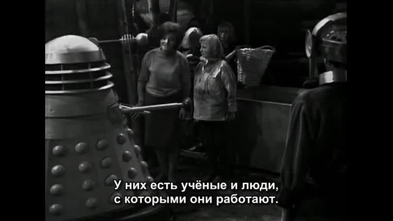 DWC S02E02 - Dalek Invasion of Earth (Part 5 - Waking Ally)