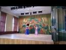 Дуэт табла танец в моей Семье Мама Дочь Виноходова Елена и Седых Елизавета_2 место