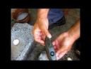 ARQUEOLOGÍA EXPERIMENTAL Jose Heredia perforación y corte de rocas duras