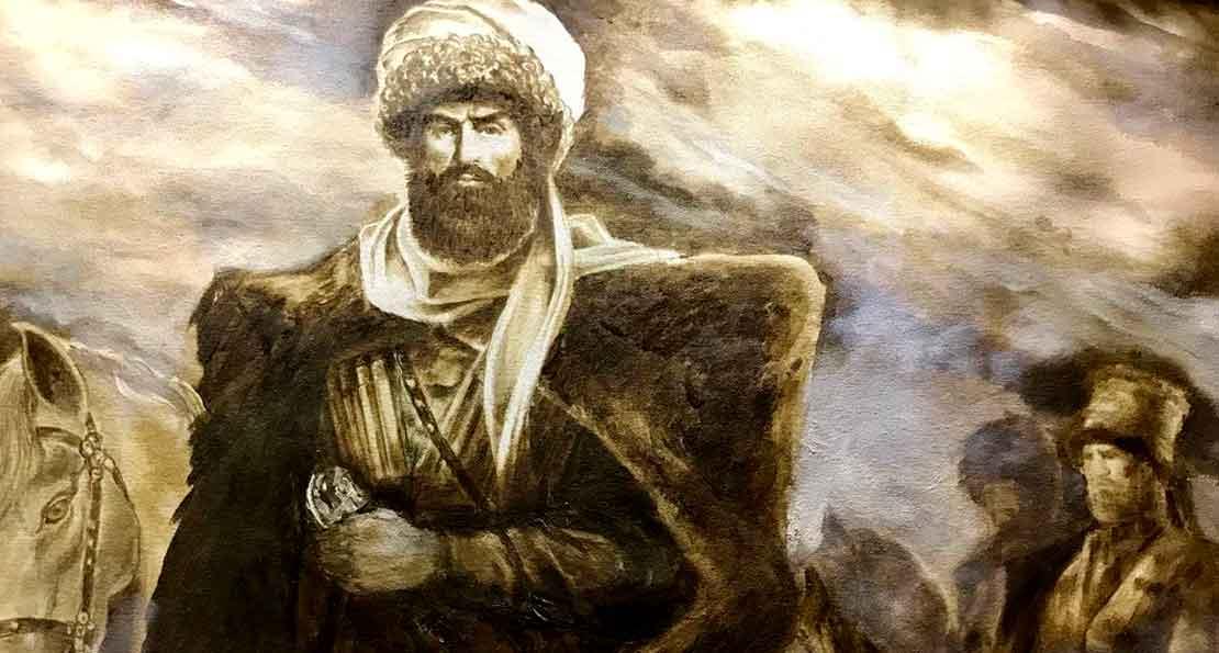 Образ чеченца