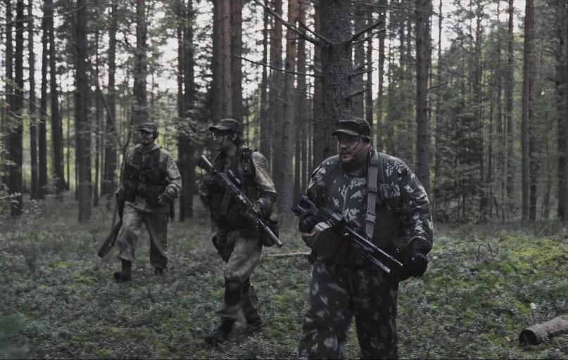 МСК «ВМП Рейд» выдвигается на оборону точки №2