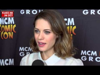 Lyndsy Fonseca Interview - Kick-Ass 3, Kick-Ass 2 Katie Deauxma