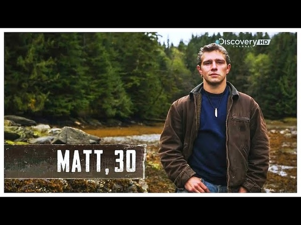Аляска Семья из леса Мэтт Браун Alaskan Bush People Matt Brown My Type
