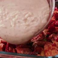id_52251 Запеканка из картофеля, курицы и овощей 😋  Автор: Cookrate  #gif@bon