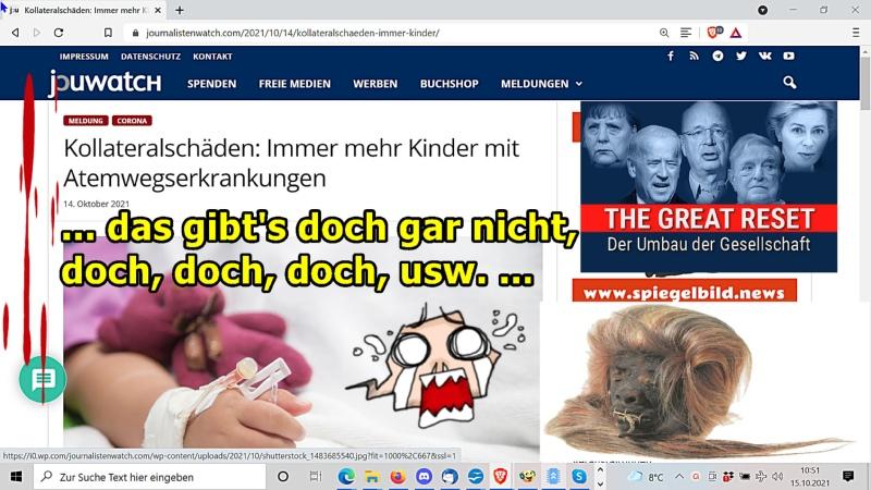 """""""Viele Kollateralschäden Preisexplosionen Ahrtalflutopfer usw …"""