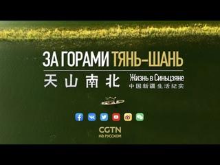 Анонс документального фильма «За горами Тянь-Шань:Жизнь в Синьцзяне»!