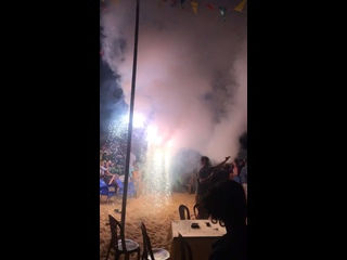 Пляжная вечеринка в Шри-Ланке🏝🎊🎊🤩