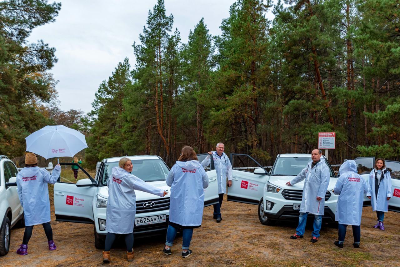 Автомаршрут «Дискавери в степи» пройдет по 618 километрам Ростовской области