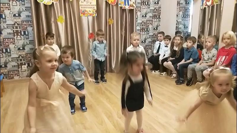 Видео от Детский центр Кремлевский дворик