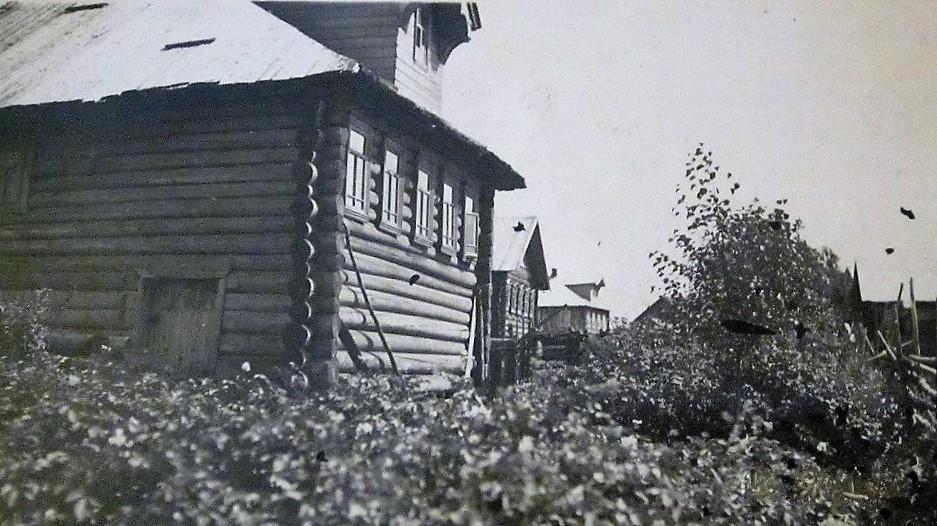 Деревня Верхняя Коношского района, малая родина нашего