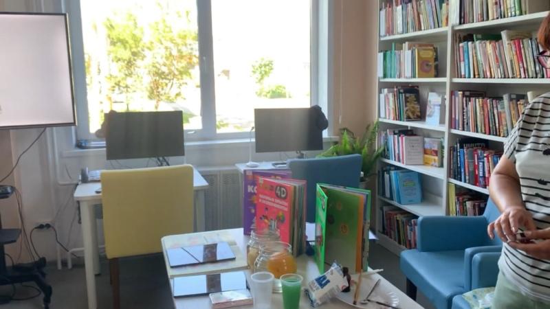 Видео от Модельная библиотека им Н Килькеева г Боготола