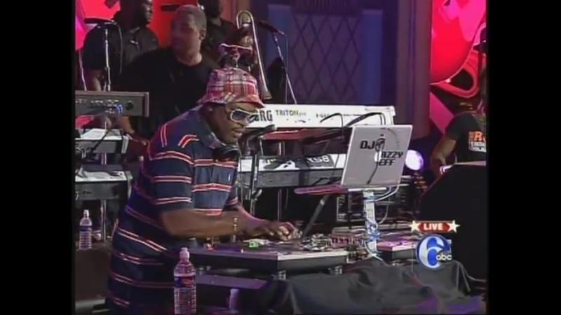 DJ Jazzy Jeff Live 2011 4th July
