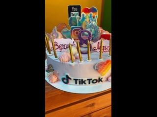 """Tik Tok party"" для деток постарше 🤩"