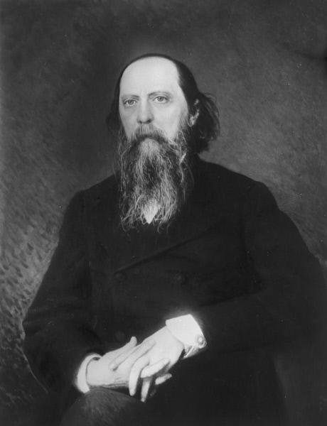 М. Е. Салтыков-Щедрин (1826-1889)