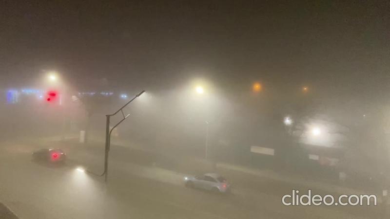 Туманная Евпатория