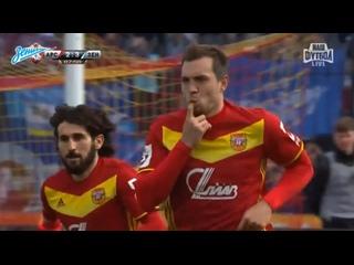 (HD) Арсенал (Тула) 3-3 Зенит / Чемпионат России ()