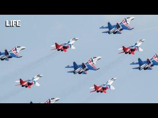 """Боевые крылья: почему ЦРУ охотилось за главным секретом """"Русских витязей"""""""