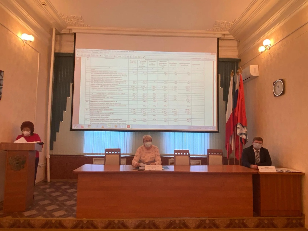 Принят бюджет Петровского муниципального района на 2021 год и плановый двухлетний период