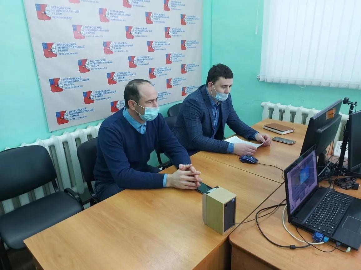 Представители Петровского района приняли участие в коллегии регионального министерства сельского хозяйства