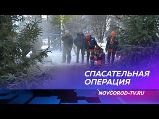 При устранении прорыва канализации на улице Коровникова удалось избежать демонтажа памятника генералу