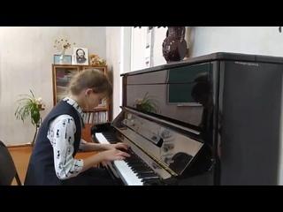 Дж. Уорнер, мелодия из к_ф _Титаник_ исп. Гагарина Екатерина
