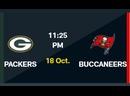 NFL 2020-2021, Week 06, Green Bay Packers - Tampa Bay Buccaneers, RU, Viasat Sport HD live stream