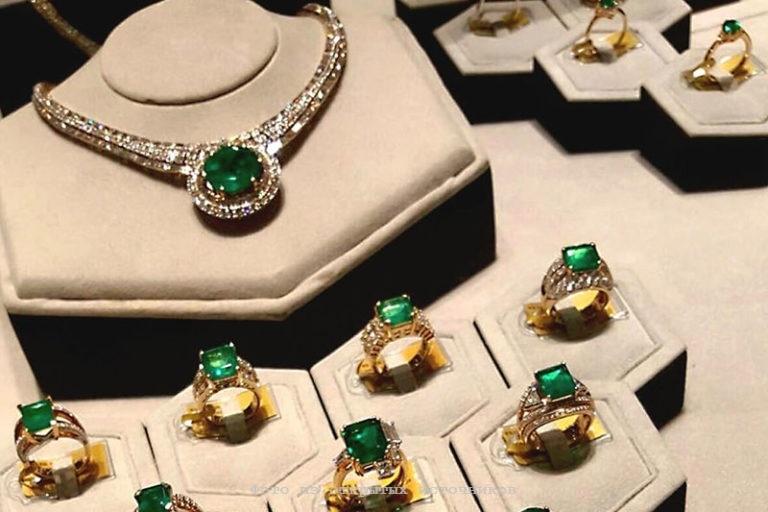 Ювелирная фабрика Gems Gallery в Паттайе фото 13