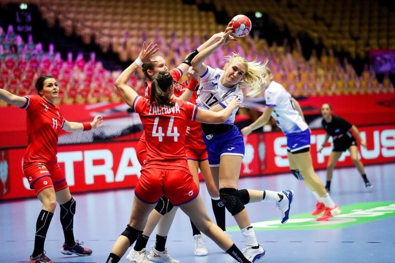 ЧЕ-2020. Россиянки в основном раунде. И этот факт — лучшее, что было с ними в матче с чешками…, изображение №1