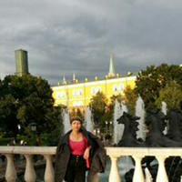 Фотография Айсины Гиздатовой