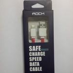 Кабель зарядки для Iphone & Ipad  Rock