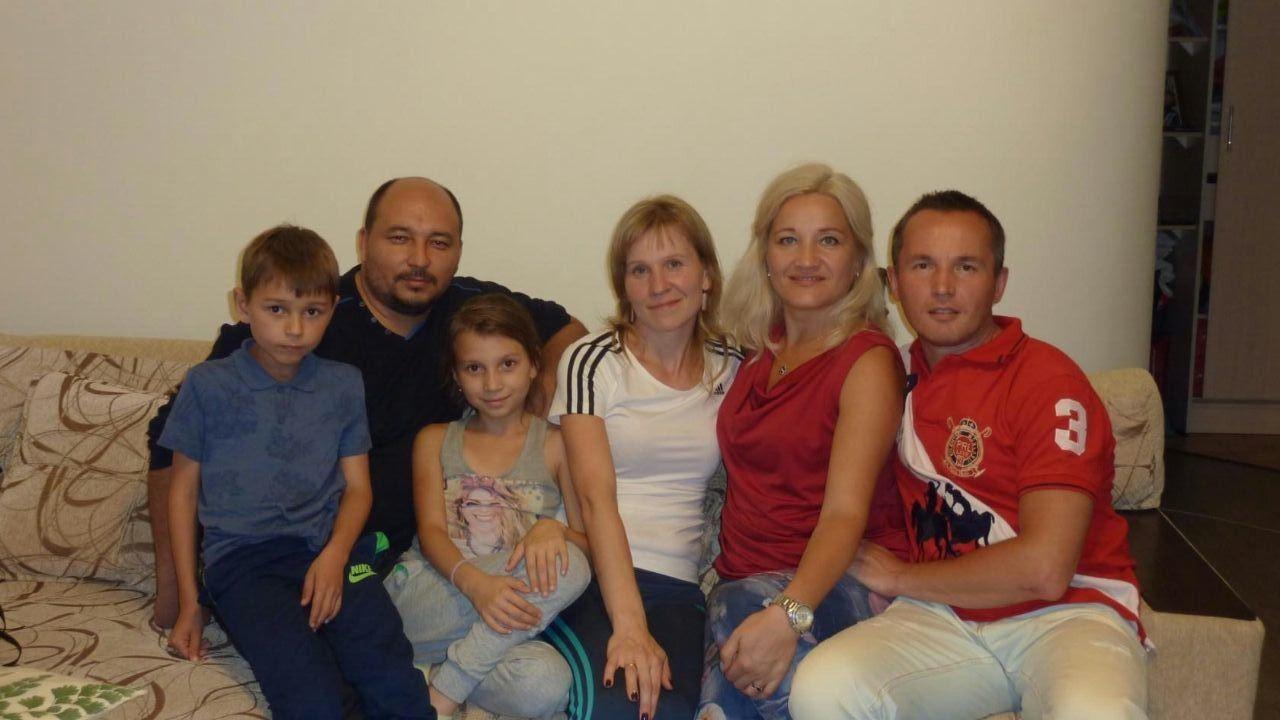 семья Боисовых