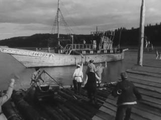 """""""Волга-Волга"""". 1938 (не цветной оригинал)"""