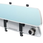 Умное зеркало видеорегистратор с 2 камерами, навигатором и антирадаром на андроиде.