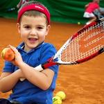 Детские группы большого тенниса