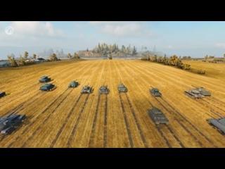 Легион-Танки рвутся в ад (World of Tanks) ( 1080 X 1920 )