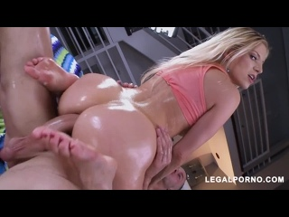 Ashley Fires - The Great Ass Of Ashley Fires MA038 [HD720, Anal, Blonde, Blowjob, Gaping, Pornstar, Sex Toys]