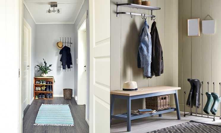 7 идей для маленькой прихожей, чтобы стало уютно и удобно, изображение №3