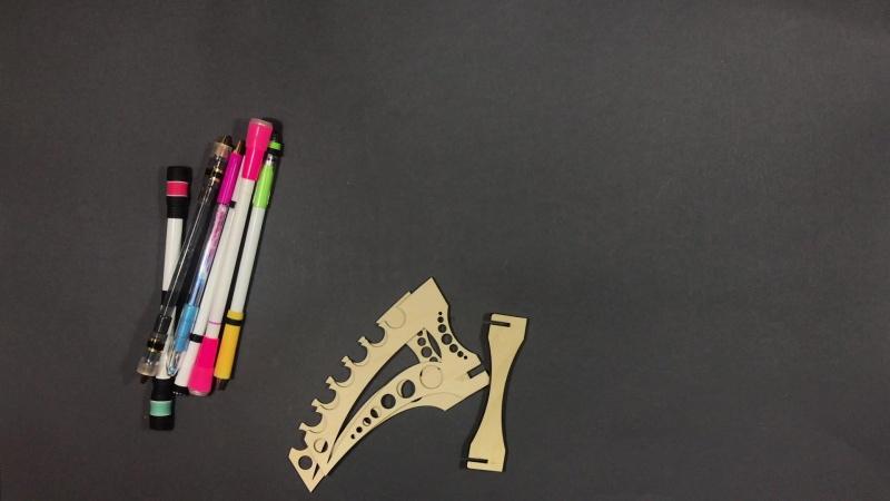 Подставка для Pen Spinning Модов