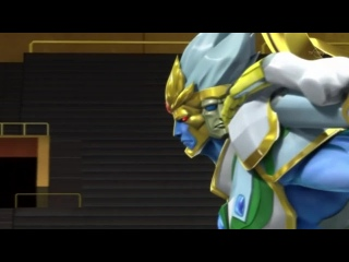 [AoiSubs] Battle Spirits Burning Soul - 14 [720p]