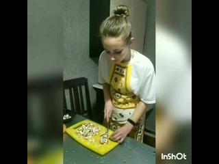Тертычная Евгения Лицей 47 Старт конкурс юных кулинаров