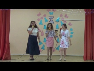 Кишко Ирина,Гудимова София и Бруни Екатерина - о любви и о чуде